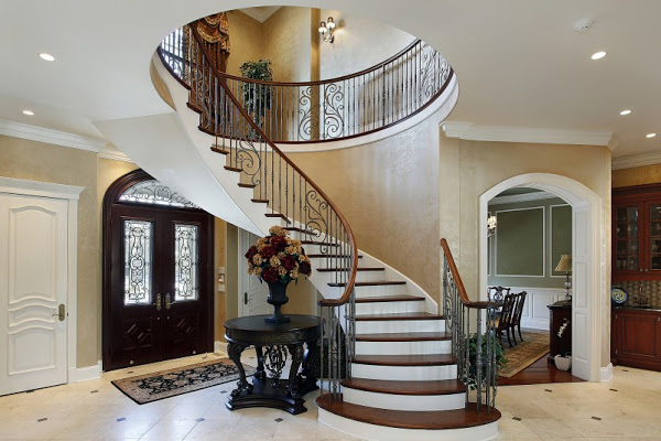 By constructing stairs in this direction, good health and wealth remain - Vastu Tips in Hindi