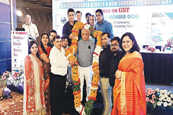 GST No No, training and advice will be easy to fill in a few days: Dr. Monika Goyal - Gurugram News in Hindi