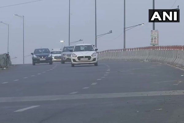 Carriageway of National Highway-24 going from Delhi to Ghaziabad opened for movement - India News in Hindi
