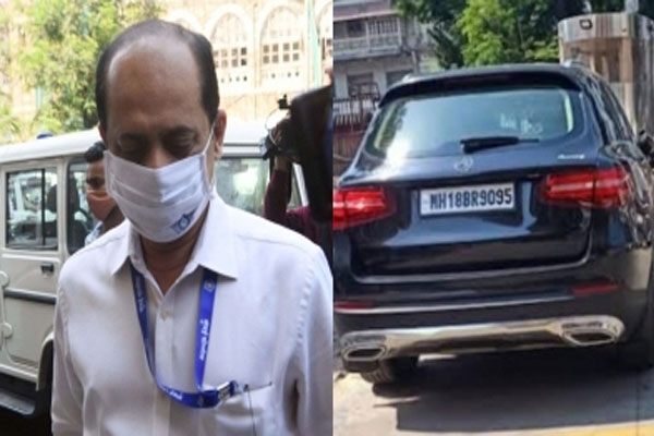 SUV investigation - NIA files hard cases against Waje - Mumbai News in Hindi