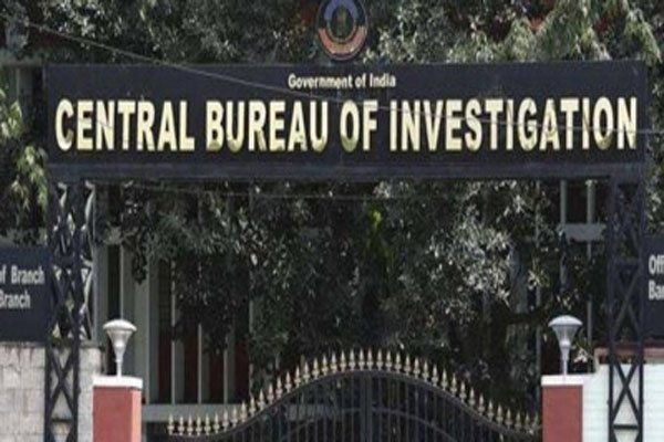 Sharda case- CBI searches 6 Sebi-linked locations in Mumbai - Mumbai News in Hindi