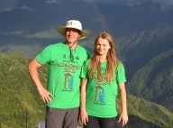 American father daughter duo bring technological difference to remote Arunachal village - Itanagar News in Hindi