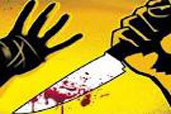 Mentally unstable person attacked with knife, 2 killed - Jaunpur News in Hindi