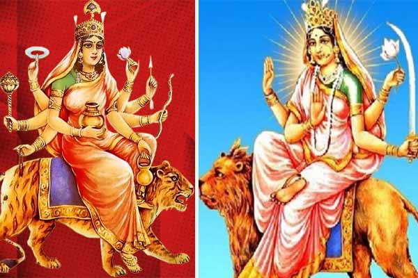 Sharadiya Navratri 2021: Today is the third day of Navratri, know the worship method of Maa Chandraghanta, Kushmanda - Jyotish Nidan in Hindi