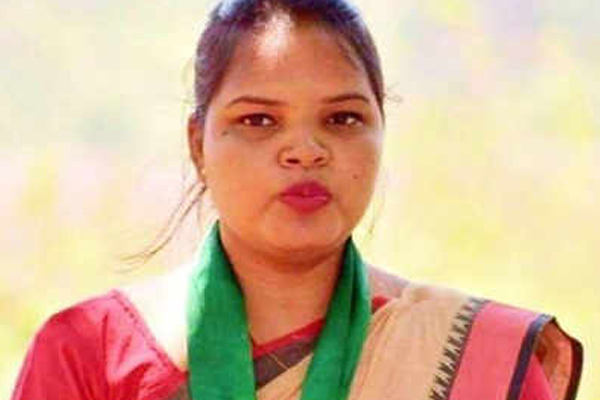 Meet 25-year-old Chandrani Murmu, the youngest Member of Parliament - India News in Hindi