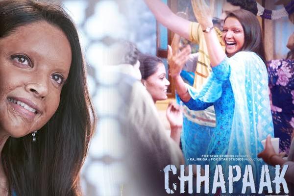 Chhapaak row: Contempt plea against makers in Delhi HC - Bollywood News in Hindi