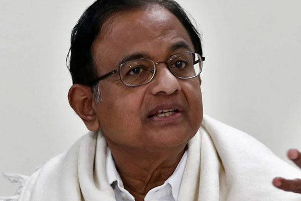 Covid vaccination needed to be accessible for all: Chidambaram - India News in Hindi