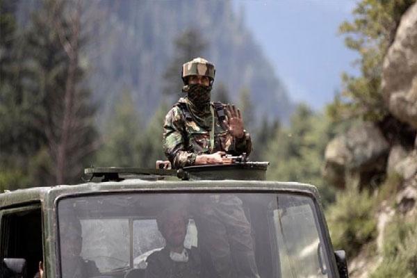 Tension on the India-China border, Army said - China firing, we have been vigilant - Delhi News in Hindi