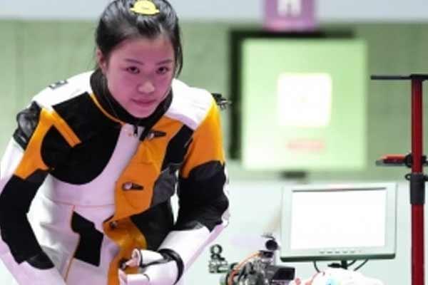 टोक्यो ओलंपिक का पहला स्वर्ण चीनी निशानेबाज यांग कियान के नाम