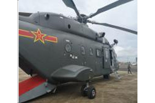 Chinese helicopters violate airspace in Himachal - Shimla News in Hindi