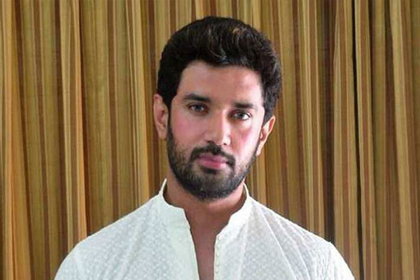 Chirag Paswan removed from the post of National President of Lok Janshakti Party - Patna News in Hindi