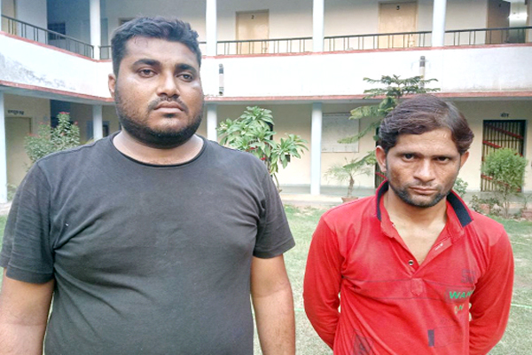 jaipur news : Two vicious vehicle thieves arrested, five motorcycles recovered - Jaipur News in Hindi