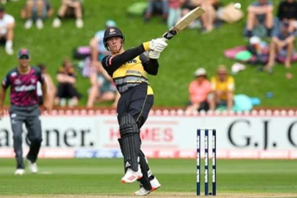 Christchurch ODI: Latham century, New Zealand take an unassailable 2-0 lead - Cricket News in Hindi