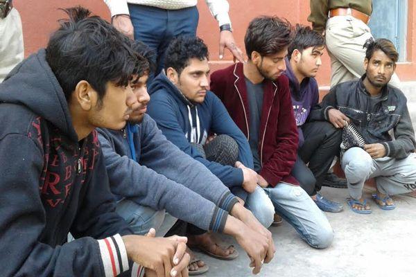 high-profile Dhananjay murder case revealed in Sardarshahar Churu - Churu News in Hindi