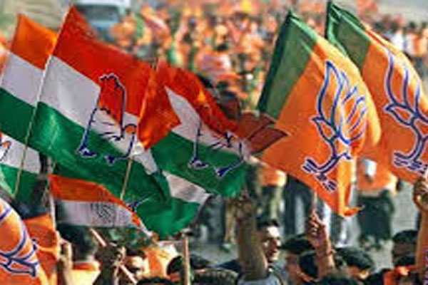 BJP and Congress ready for by-election in Madhya Pradesh - Bhopal News in Hindi