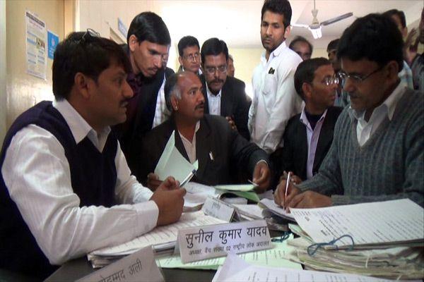 dealt the cases in National Public court - Churu News in Hindi