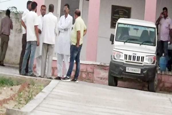 The young man of Sujangarh leaked data of 1.20 crore users - Churu News in Hindi