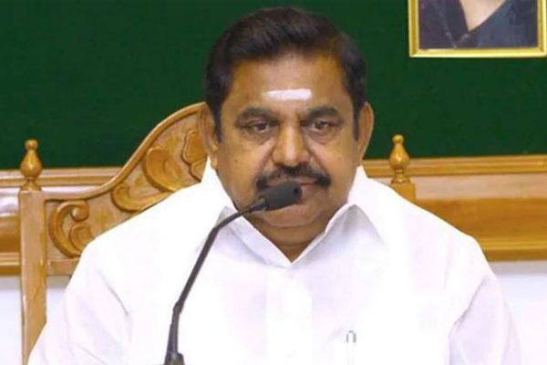 Tamil Nadu: Corona report of Chief Minister Palaniswami and staff member came negative - Chennai News in Hindi