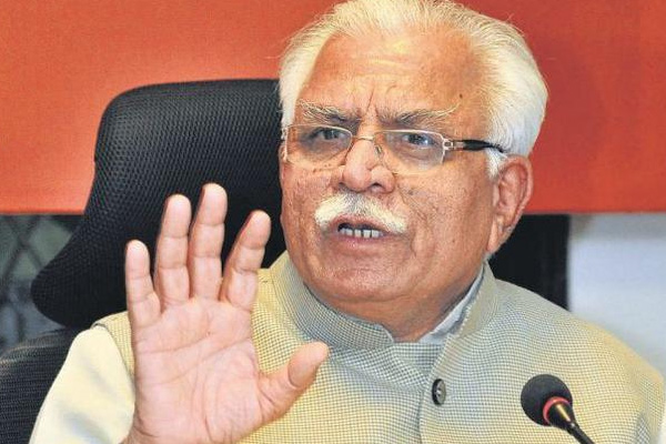 CM Khattar gave this advice to the media - Chandigarh News in Hindi
