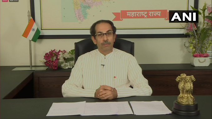 CM Uddhav: If the situation does not improve in a day or two, we will take strict steps - Mumbai News in Hindi