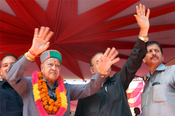 The killers get punishment but this work is of the law: Virbhadra - Mandi News in Hindi