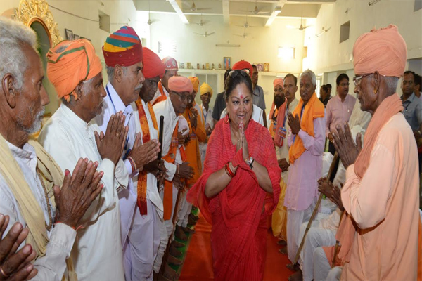 सीएम ने की डूंगरपुर विधानसभा क्षेत्र के लिए कई घोषणाएं