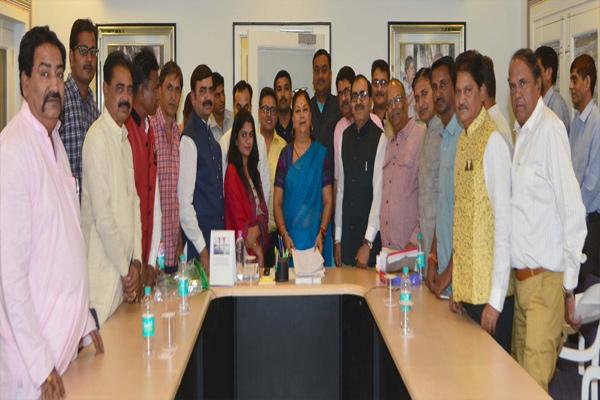 CM gave the best wishes - Jaipur News in Hindi