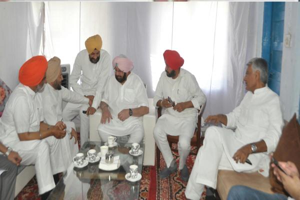 मुख्यमंत्री ने सुलतानपुर लोधी में 550वें प्रकाश पर्व की तैयारियों का लिया जायज़ा