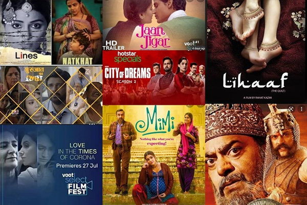 Hot on OTT: Coming up this week July 27-31 - Bollywood News in Hindi
