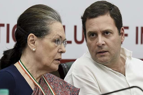 Congress Resignation Crisis Deepens, Now 13 senior congress leaders offers to resign - India News in Hindi