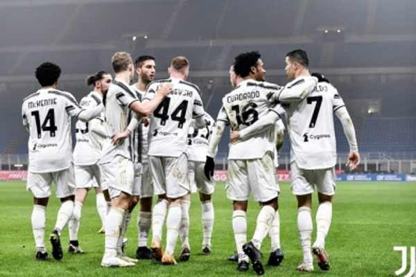 Copa Italia: Juventus defeated Inter Milan by Ronaldo 2 goals - Football News in Hindi