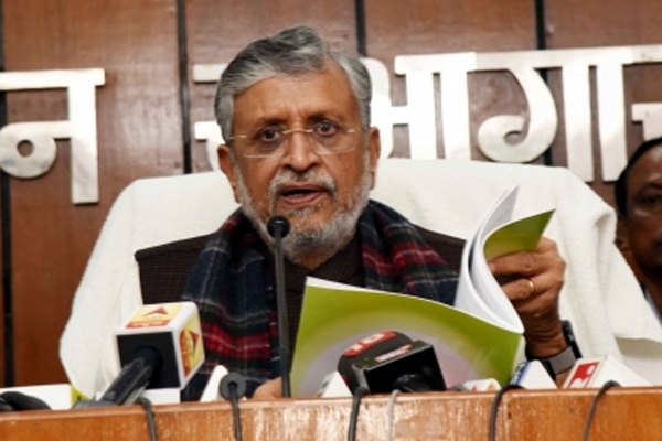 Nobody has vaccination for Rathd Theatrology virus: Sushil Modi - Patna News in Hindi