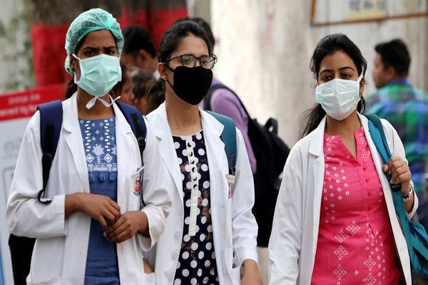 Coronavirus in India: More than 1 lakh 52 thousand cases reported in last 24 hours, 839 new deaths were recorded - India News in Hindi