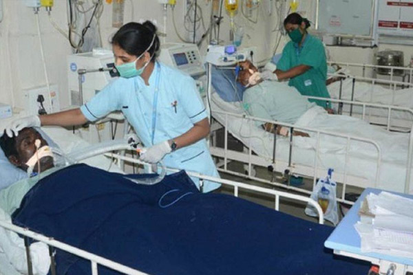 Ban on 80 Percent ICU bed reserve orders in private hospitals in Delhi - Delhi News in Hindi