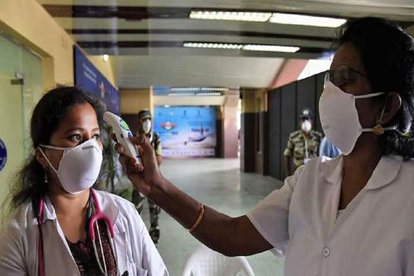 Corona virus: Korana cases close to 4 lakhs in the country, so far more than 12 deaths have taken place - Delhi News in Hindi
