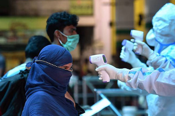 Coronavirus in India: More than 60 thousand cases reported in last 24 hours, 2,726 deaths registered - Delhi News in Hindi
