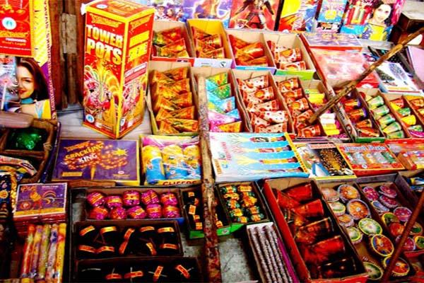 jaipur news : Restricted imposed on fireworks in south region of Jaipur - Jaipur News in Hindi