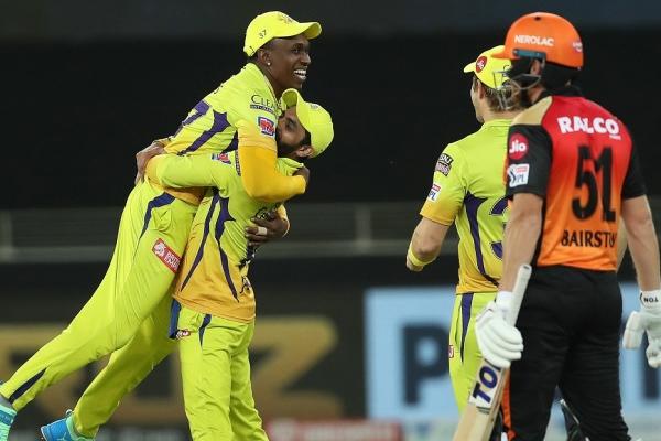 CSK end run of defeats, beat SRH by 20 runs - Cricket News in Hindi