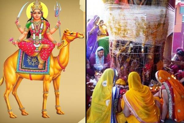dasha mata gives prosperity and fulfills all desires - Puja Path in Hindi