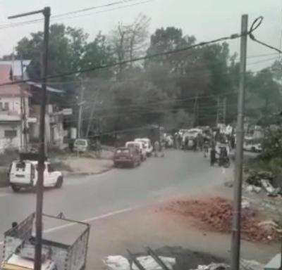 Terror funding case: NIA team arrested many people in Kashmir - Srinagar News in Hindi