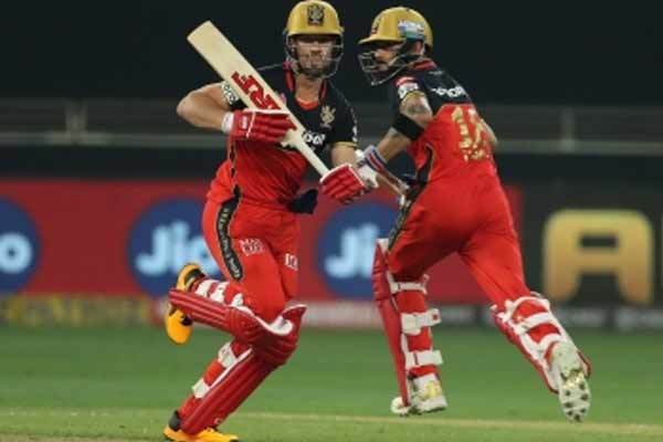 De Villiers is capable of batting on any pitch: Kohli - Cricket News in Hindi