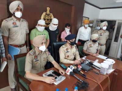 पंजाब पुलिस ने कोविड-19 साइबर घोटाले का भंडाफोड़ किया, 3 गिरफ्तार
