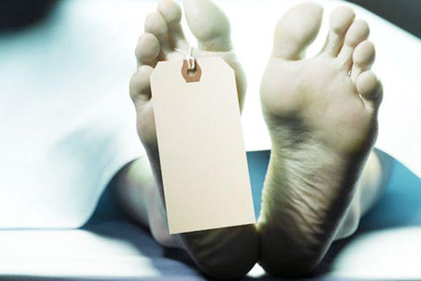 Found dead on the sidewalk, fear of murder - Jaipur News in Hindi
