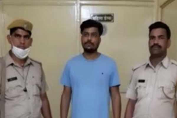 Deepak Dhankad, an active criminal of Vinod Pathina gang arrested in Rajasthan and Uttar Pradesh, is a reward criminal of 27 thousand rupees - Jaipur News in Hindi