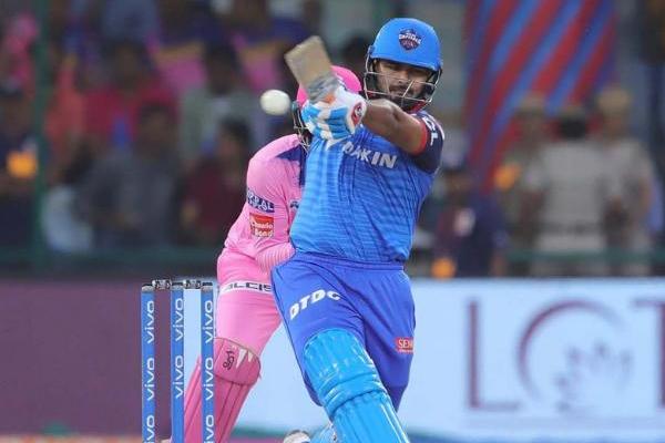 DC vs RR Highlights, IPL 2019 : Delhi beat Rajasthan by 5 wickets - Cricket News in Hindi