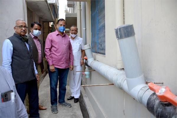 दिल्ली सरकार लागू कर रही है रेन वाटर हार्वेस्टिंग सिस्टम का डूंगरपुर जल संचय मॉडल