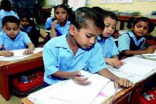 दिसंबर तक राज्य के सभी सरकारी स्कूलों में डेस्क होगा उपलब्ध-शिक्षा मंत्री