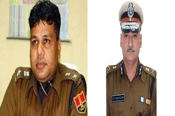 IPS Pankaj Chaudhary opened against the DGP - Jaipur News in Hindi