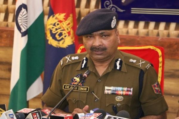 12 terrorists killed in 72 hours in Kashmir - DGP - Srinagar News in Hindi