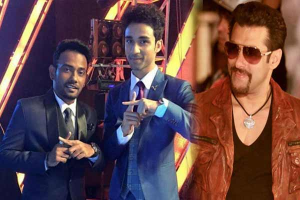 Dharmesh and Raghav will be seen on screen with Salman khan - Television News in Hindi